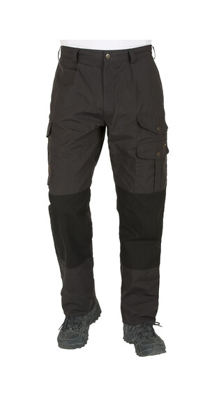 Fjällräven Barents Trousers Men Dark Grey/Black